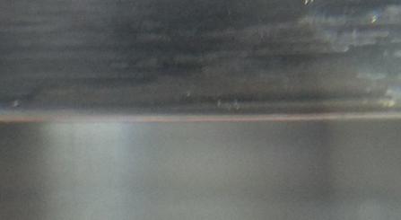塩ビフィルムダイス修理例 SUS430